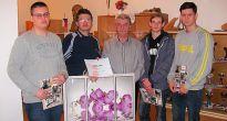 Víťazstvo v VII. ročníku memoriálu maršála Malinovského v streľbe zo vzduchovky patrí Gymnáziu v Tornali