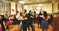 Piaty ročník obľúbenej Rodáckej zábavy v Honciach, ktorá trvala až do rána