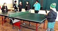 Prvý tohtoročný stolnotenisový turnaj hrali deti z Čiernej Lehoty