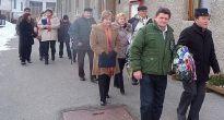 Obyvatelia Henckoviec si pripomenuli 71. výročie oslobodenia obce