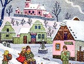 Sirkovskym nárečím - Ondrej Herich: O našich vozánkach v zime