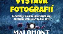 Víťazov fotosúťaže Malohont mojimi očami 2019 sa dozvieme na vernisáži výstavy