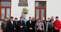 V Slavošovciach si slávnostne pripomenuli 187. výročie narodenia svojho rodáka Pavla Emanuela Dobšinského