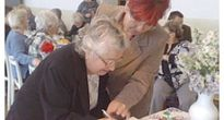 Vydarené podujatie k mesiacu úcty k starším v Čiernej Lehote