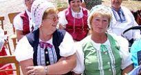Lehoťanka z Čiernej Lehoty je v Drienčanoch častým hosťom podujatia Dedina ožíva