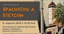 Nová autorská výstava Jany Kušnierovej z Betliara
