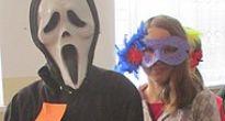 Deti z Čiernej Lehoty mali radosť. Kultúrny dom zaplnili maskami