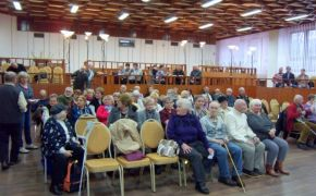 Členovia MO SZPB partizána Tótha v Rožňave sa stretli na svojej hodnotiacej členskej schôdzi