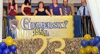 Hlavné mesto Gemera pozdravilo na 23. bále Európske hlavné mesto kultúry prostredníctvom svojich rodákov