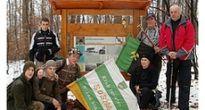 Lesným a banským náučným turistickým chodníkom z Rudnej až na vrch Tureckej