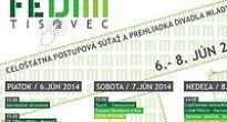 Celoštátny festival divadla mladých – FEDIM 2014 v Tisovci