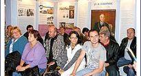 Zaujímavé literárne posedenie matičiarov v Pamätnej izbe akademika Jura Hronca v Gočove