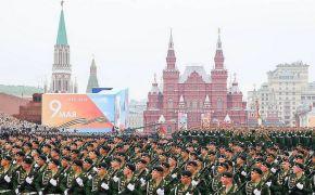 Moskva oslavovala Deň víťazstva už sedemdesiaty štvrtýkrát