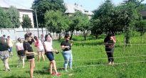 Outdoorové vyučovanie, čiže vyučovanie vonku v Základnej škole Jelšava