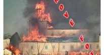 Hrad Krásna Hôrka podpálili deti, keď si chceli zapáliť cigaretu