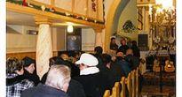 Sviatočný predvianočný večer v kobeliarovskom kostole