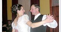 Bola to pekná a dobrá svadba - novomanželia sa mali radi a človek rád vidí lásku