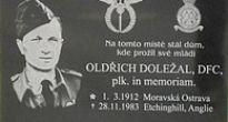 Na oslavách oslobodenia mesta Fryšták v Čechách bola aj delegácia odbojárov z Muráňa