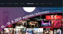 V. ročník Medzinárodného festivalu alternatívnych divadiel TEMPUS ART od 16. septembra v Rožňave