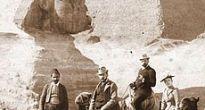 Egypt a Rakúska monarchia na štyri dni v Betliari