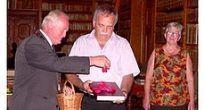 V historickej knižnici betliarskeho kaštieľa krstili Kroniku obce Betliar