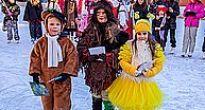Tisovský karneval na ľade pre deti zorganizovali v čase jarných prázdnin