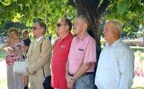Oslavy 73. výročia SNP v Rožňave