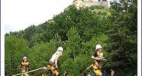 Dobrovoľný hasičský zbor v Krásnohorskom Podhradí zorganizoval previerku pripravenosti DHZ okresu
