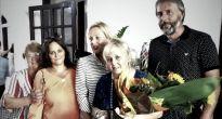 Vysoká účasť na vernisáži výstavy betliarskej rodáčky Jany Kušnierovej