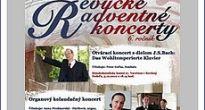 Kolaudačný organový koncert v Ratkovskom Bystrom prispel k predvianočným Revúckym adventným koncertom