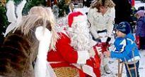 Hlboký mikulášsky kôš bol plný darčekov aj pre deti v Rudnej