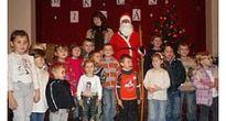 Mikuláš bol štedrý aj v Honciach, lebo vraj všetky deti v obci boli po celý rok dobré