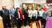 Ďakovné listy ženám za ich vynikajúcu prácu v prospech seniorských organizácií