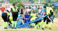 Družstvá dobrovoľných hasičov mužov i žien z Bartošovej Lehôtky boli najlepšie na krajskom kole v obci Kriváň