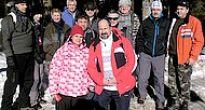 Vydarená akcia Prechodu Muránskou planinou očarila aj priateľov z družobného Fryštáku v Čechách