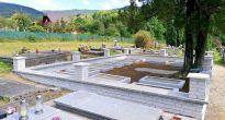 Na evanjelickom cintoríne v Tisovci obnovujú hroby padlých československých vojakov