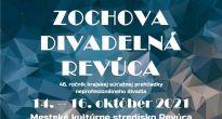 Pozvánka na Zochovu divadelnú Revúcu, už 46. ročník krajskej súťažnej prehliadky neprofesionálneho divadla