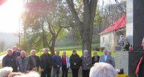 V Čiernom Potoku si pripomenuli 71. výročie od zavlečena svojich spoluobčanov do koncentráku