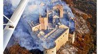 Smutný pohľad na dielo skazy na jednom z najkrajších slovenských hradov - Krásna Hôrka