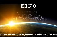 Program kina Apollo na mesiac august 2018