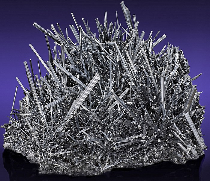 Stibnite stibnite china 01