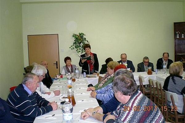 Členovia ZO JDS v Revúckej Lehote hodnotili svoju činnosť za minulý rok