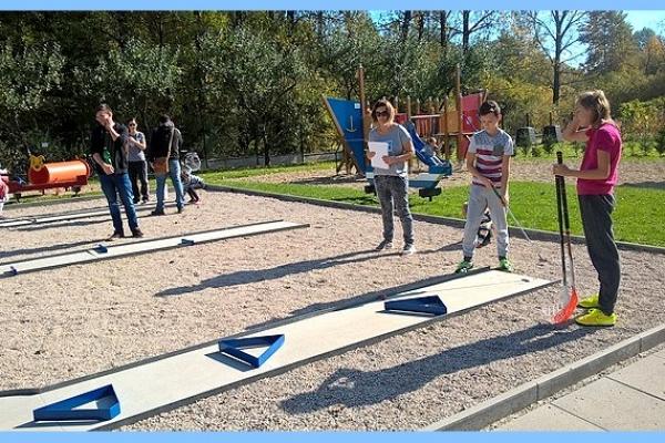 Oslava športu - Športový maratón Základnej školy J. A. Komenského v Revúcej
