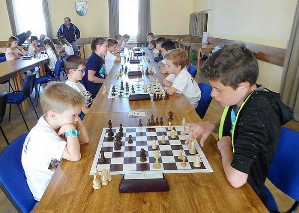 Tretí ročník šachového turnaja mládeže v Gemerskej Polome po prvýkrát zaradený do celoslovenskej série