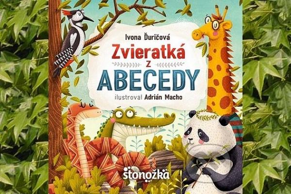 Zvieratká z abecedy je názov novej knihy básničiek pre malé deti