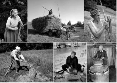 Remeslá čias minulých. Autorská výstava fotografií Pavla Kočiša v Rožňave