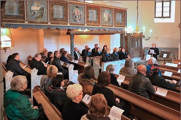 Dlho očakávaný koncert v brdárskom kostole sa konal pri príležitosti 500. výročia reformácie