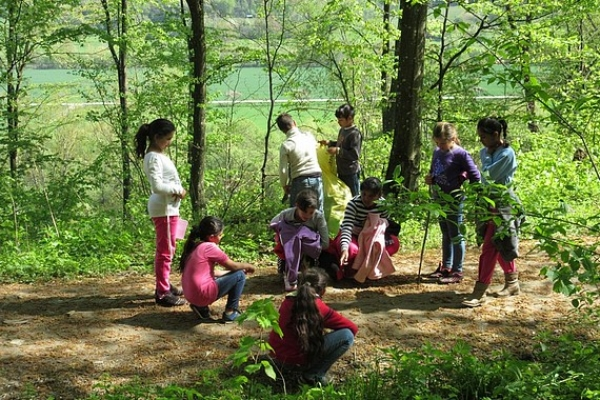 Deň Zeme vZákladnej škole vMuránskej Dlhej Lúke