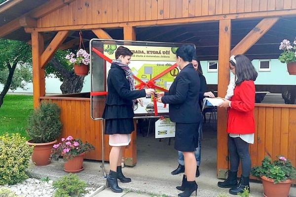 V priestoroch Základnej školy v Jelšave otvorili Záhradu, ktorá učí