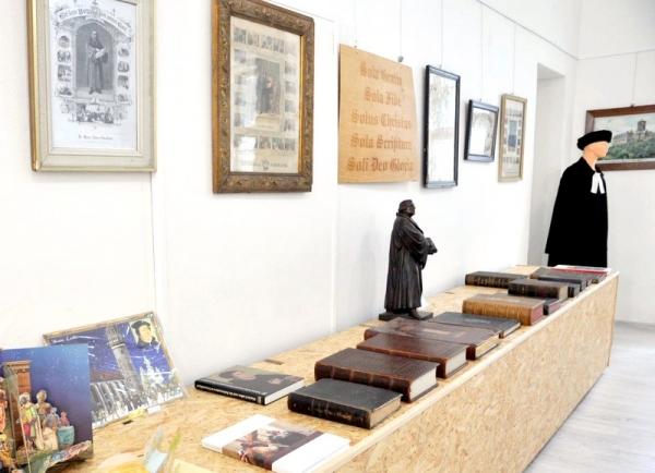 """Výstavu """"Biblia a reformácia"""" v GMM predĺžili do 20. októbra"""